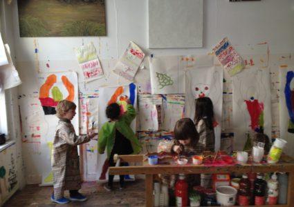 Beliebt atelier de peinture l'illusion Paris - cours stage anniversaire JF52