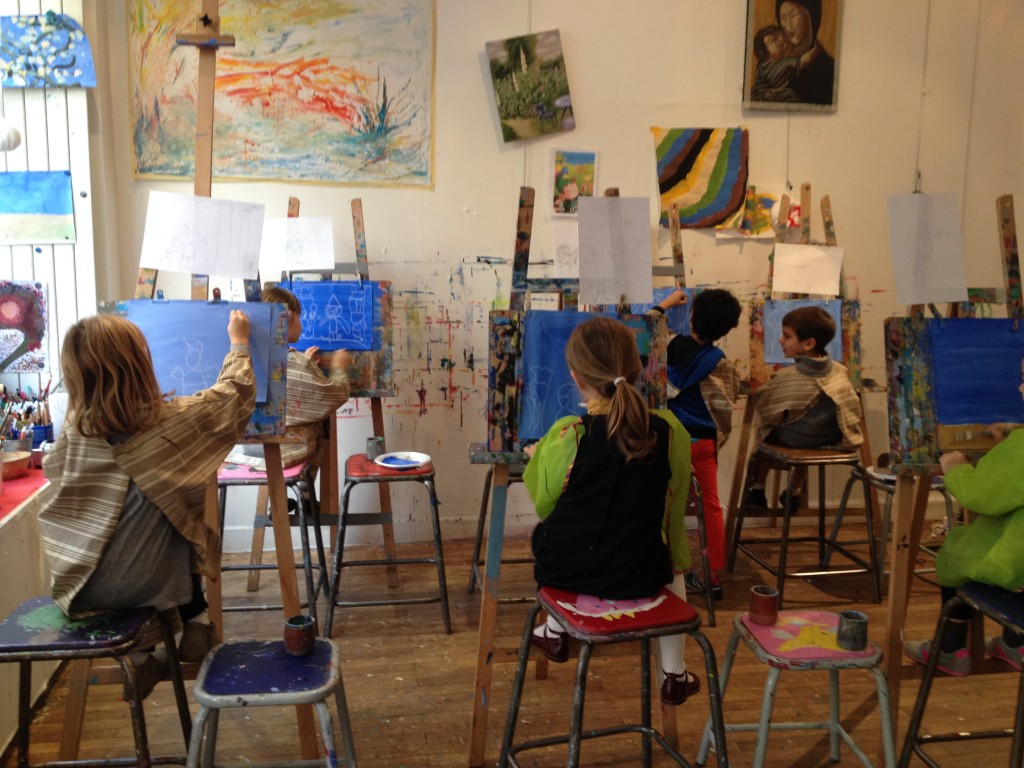 atelier enfant paris