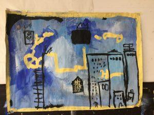 Création d'après artistes @ Atelier de peinture l'Illusion...vues d'ailleurs | Paris | Île-de-France | France